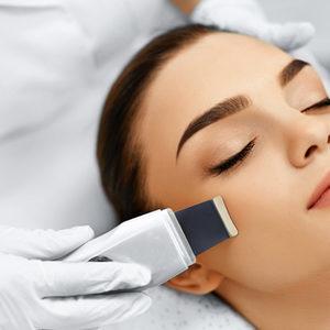 Visage Salon kosmetyczny - Peeling kawitacyjny