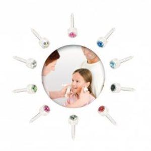 Visage Salon kosmetyczny - Przekuwanie uszu metodą BLOMDAHL
