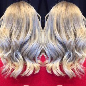 Marlena Tomczyk Hair DESIGN  - KOLORYZACJA BLOND