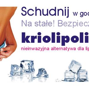 """Instytut Urody Fantastic Body - Kriolipoliza 4 przyłożenia w promocji """"Wiosenne Porządki"""""""