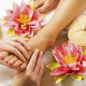 Relax in SPA  - Relaksacyjny masaż stóp, 30min.