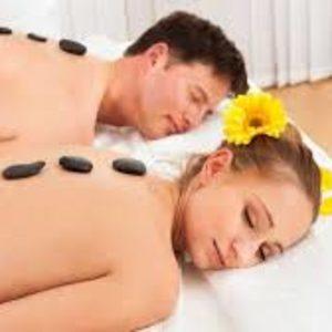 Relax in SPA  - Masaż gorącymi kamieniami dla Dwojga