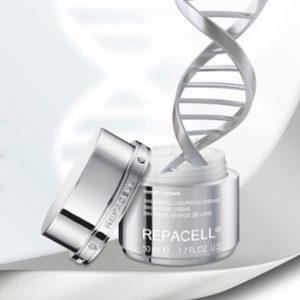 Crystal Clinic - REPACELL®  MŁODOŚĆ MA SWÓJ POCZĄTEK WDNA
