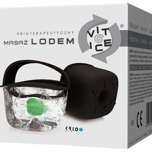Salon Masażu Odnowa - VIT ICE - masaż kostką lodu