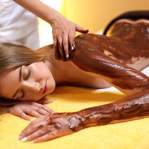 Body & Mind massage by HANKA KRASZCZYŃSKA - 11 Masaż gorącą czekoladą 60min/ Hot chocolate massage 60mins