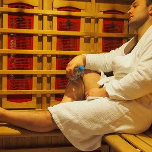 Dotyk Natury Day Spa - Seans w saunie na podczerwień