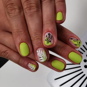 Mia Bella - Manicure zdobienie więcej niż 1 paznokcia