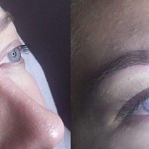 Pracownia Kosmetyczna Pracownia Fryzjerska - Przedłużanie rzęs metodą 1:1, 2:1, Objętościowe