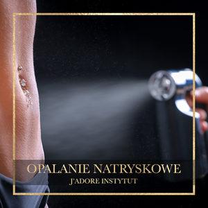 J'adore Instytut Warszawa - Opalanie natryskowe Sun fx / Sun fx spray tan