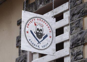 Święty Grzesznik Barber Shop