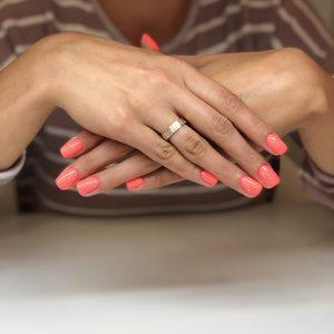 LULU Beauty - Manicure hybrydowy + kolor