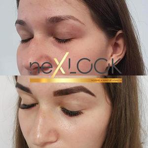 nexLOOK - Stylizacja i rekonstrukcja brwi
