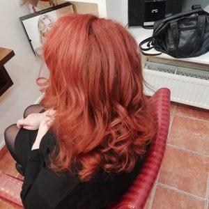 Salon Fryzjerski Problem z Głowy - koloryzacja globalna +strzyżenie+ modelowanie+stylizacja