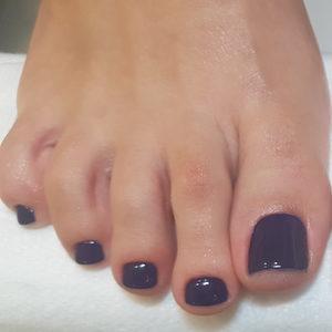 PazuMalu Czyżyny - Pedicure hybrydowy kolor