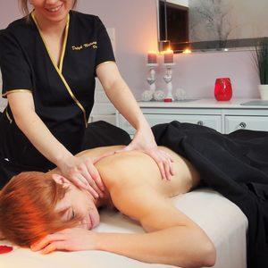 Dotyk Natury Day Spa - Masaż relaksacyjny (całe ciało)