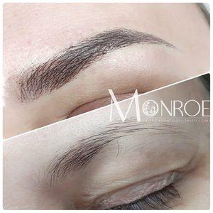 Salon MONROE - Makijaż permanentny brwi