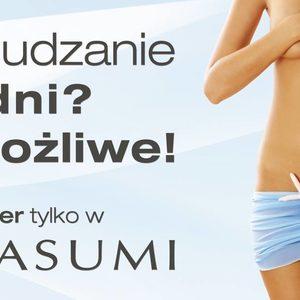 YASUMI Warszawa Gocław - Instytut Zdrowia i Urody  - LipoLaser. Odchudzanie zimnym laserem