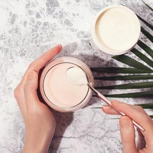 TomaszaSPA - Jogurt do masażu.