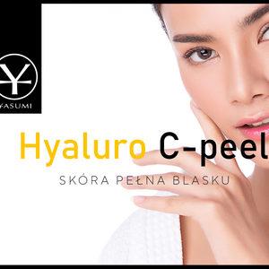 Yasumi Instytut Zdrowia i Urody - Hyaluro C-Peel - silne nawilżanie i witaminizowanie skóry