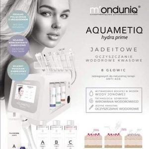 """Salon """"EVITA"""" - Oczyszczanie wodorowe - Aquametiq"""