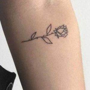 "Salon ""EVITA"" - Tatuaż - small fineline tattoos"