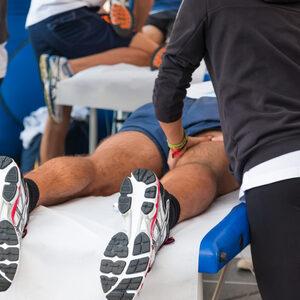 Gabinet Masażu i Rehabilitacji Massu - Masaż sportowy