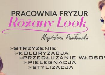 PRACOWNIA FRYZUR  Różany Look