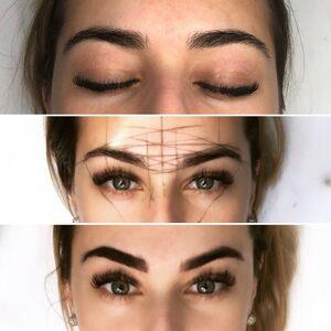 Kosmet Beauty - Brwi