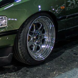 DetailKing Kalisz/ Rocco Car Mróz - Wulkanizacja felga aluminiowa