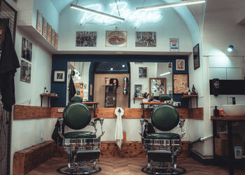 Pan Brzytwa Barber Shop Ratuszowa 3 / 11 Listopada