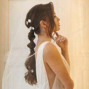 Fryzjer ślubny i okazjonalny  - Fryzura okazjonalna
