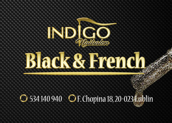 Black & French