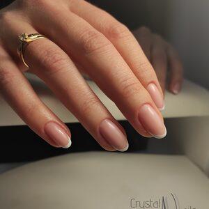 Crystal Nails - Manicure hybrydowy