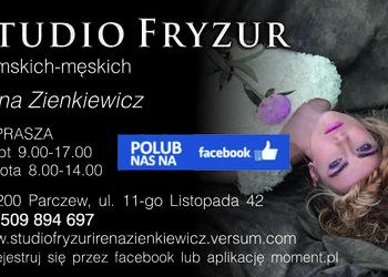 STUDIO FRYZUR Irena Zienkiewicz