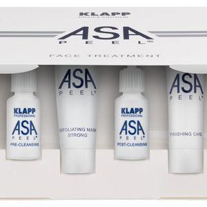 Crystal Clinic - Asa peel zabieg złuszczający kwasami twarz,szyja i dekolt