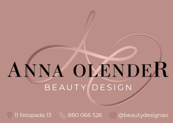 Beauty Design Anna Olender