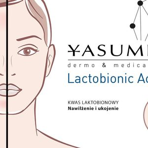 YASUMI Warszawa Gocław - Instytut Zdrowia i Urody  - Kwas Laktobionowy - Lactobionic Acid Peel