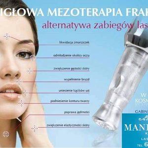Salon RDS Joanna Staszczyk - MEZOTERAPIA MIKROIGŁOWA DERMAPEN (mocne odmłodzenie i odżywienie skóry)