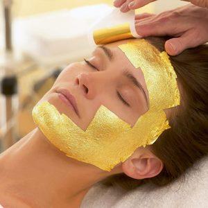 Instytut Urody Fantastic Body - GOLD MASK 24k + LED (twarz+szyja+dekolt)