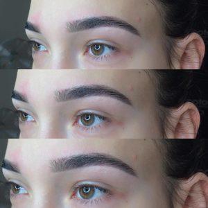 HEY GIRLS KRAKÓW - Stylizacja brwi (regulacja oraz koloryzacja)