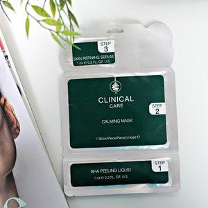 Crystal Clinic - Clinical care treatment- cera zanieczyszczona