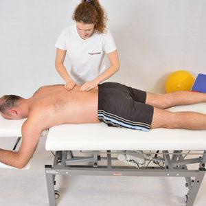 FizjoHome - Masaż kręgosłupa