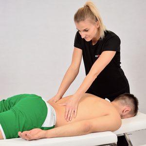 FizjoHome - Masaż sportowy