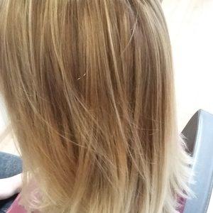 Studio Milion - Modelowanie włosów długich