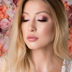 Izabela Sobiech MakeUp Atrist - Makijaż próbny ślubny